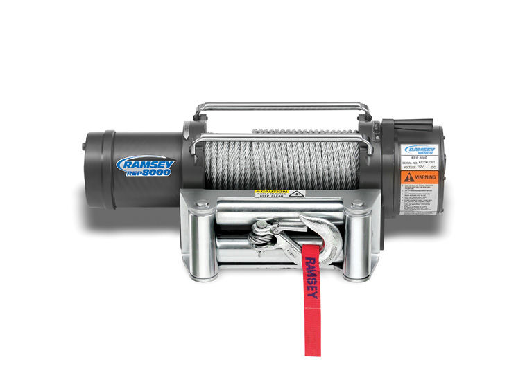 rep 8000 12 volt electric winch