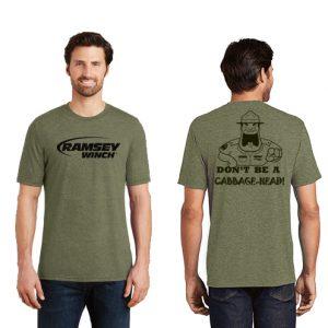 Cabbage-Head Shirt